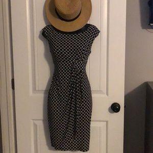 Black & White dress size 4